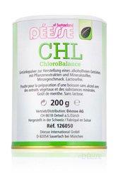 Déesse Nahrungsergänzung CHL ChloroBalance Pulver