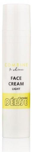 Regina Brüll Déesse Kosmetik Combine To Shine light Gesichtscreme