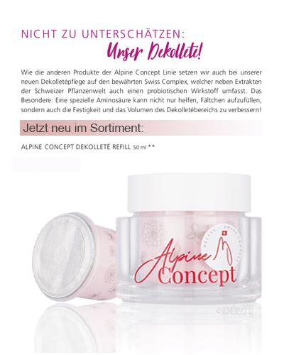 Regina Brüll Deesse Kosmetik Dekollettépflege Refill