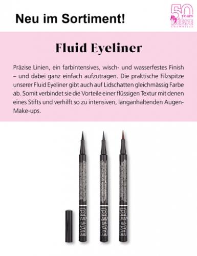 Regina Brüll Deesse Kosmetik Fluid Eyeliner